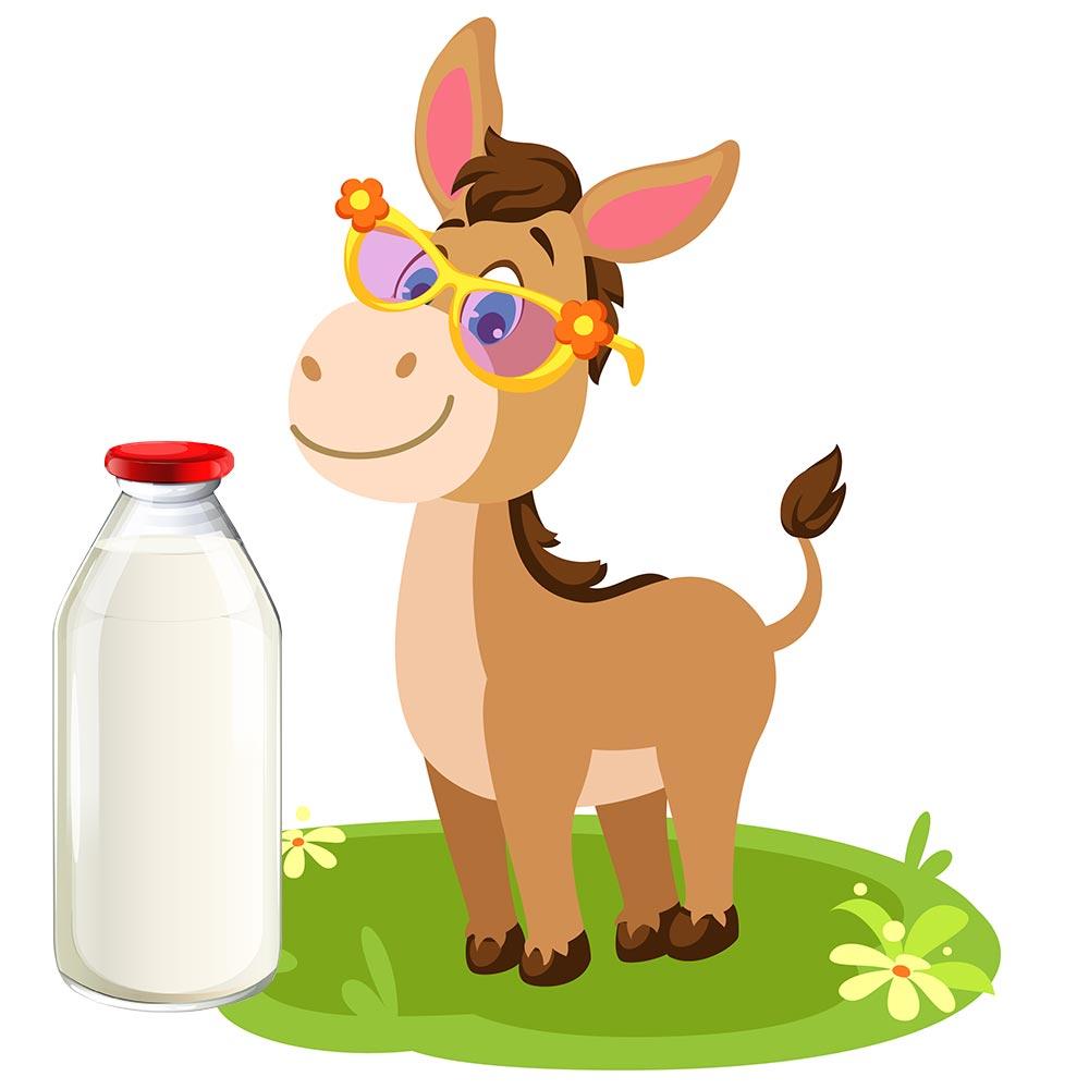 Lapte de măgăriță